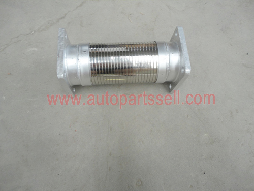 Dongfeng cummins engine metal hose 1202ZB1E-001