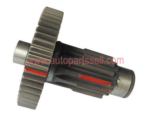 Fast gearbox deputy box extended welding shaft 12js200t-1707050