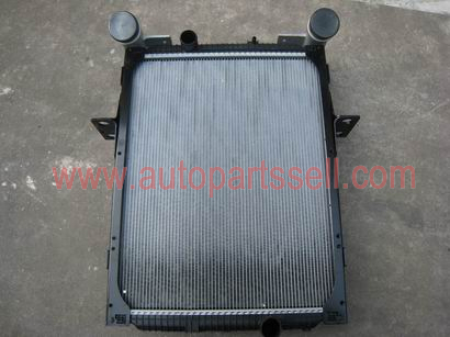 DongFeng T375 radiator assembly 1301zb6-001
