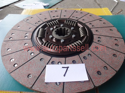 DongFeng T375 Clutch Disc 1601130-T0500