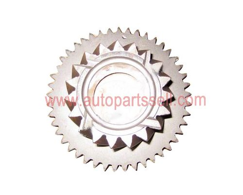 Six speed gear assembly 1700KBA-140-C