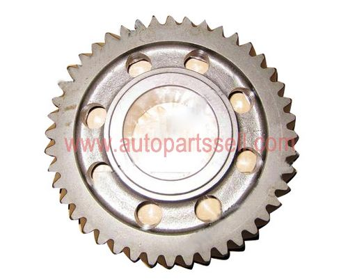 Intermediate shaft six speed gear 1700KBA4-055