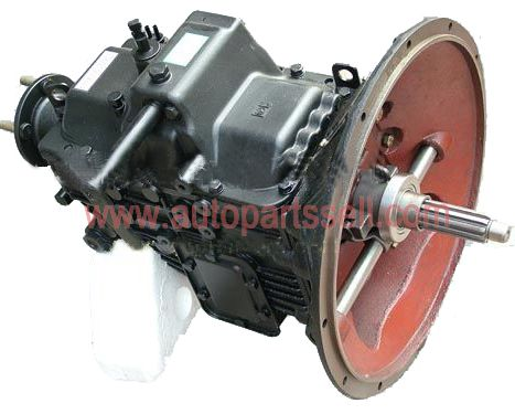 Gearbox transmission 17GOAD-DH39