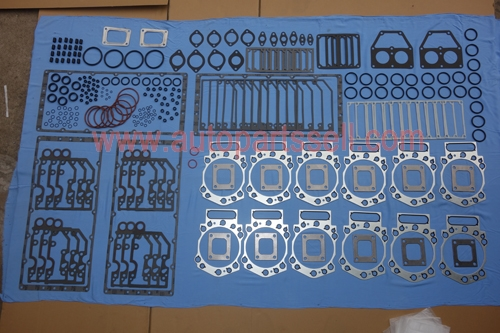 Cummins KTA38 Upper gasket kit 3800730