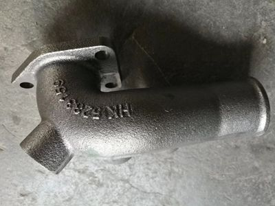 Cummins ISDe Water Inlet Connection 5283159
