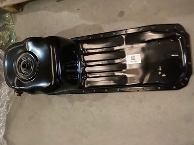 Cummins M11 Oil Pan 4952770