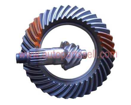 Bevel driven gear of rear axle 2402Z839-025/026