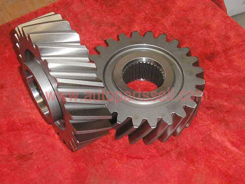 Dongfeng truck parts driven cylindrical gear 2502ZAS01-051