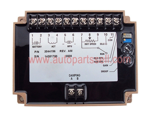 Cummins K19 Speed Controller 3044196