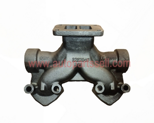 Cummins NT855 Exhaust Manifold 3325473&3252046