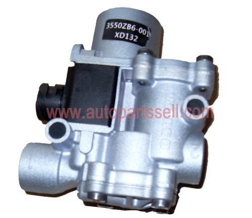 Dongfeng truck ABS magnetic valve solenoid valve 3550ZB6-001
