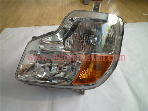 Dongfeng Kinland T375 right head lamp assy 3772020-C0100