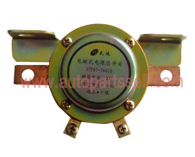 Dongfeng truck part magnetic switch 37F87-36010