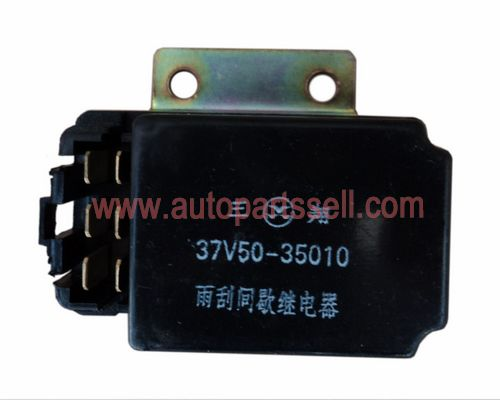 Dongfeng wiper relay 37V50-35010