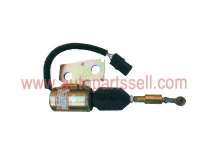 Dongfeng cut off solenoid,stop solenoid 37V66-56010