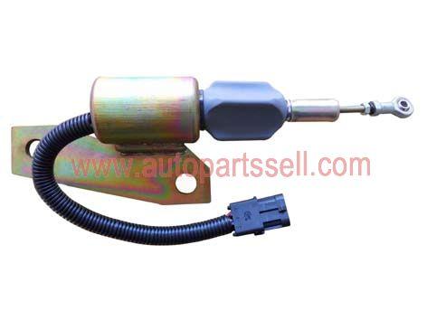 Cummins ISBe Fuel Shutoff Solenoid 3991625