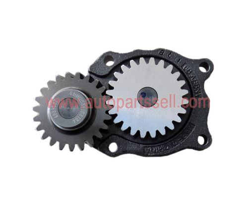 Cummins isde oil pump 4939587