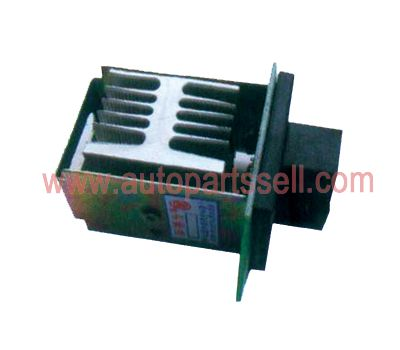 Dongfeng truck heater resistance 8101N48B-050