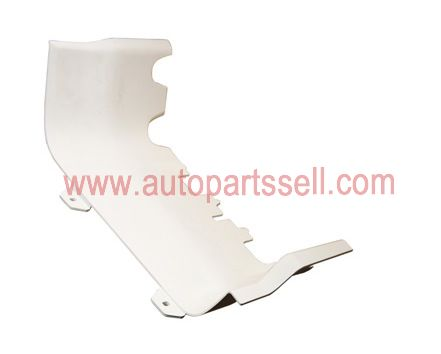 Dongfeng T375 Left Right Lower Foot Pedal shield 8405325-C0100 8405326-C0100