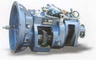 Fuller gearbox assy 8JS118A