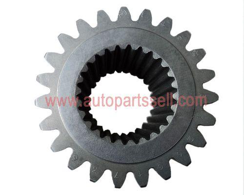 Sinotruck spare parts steyr sun gear 99012340005