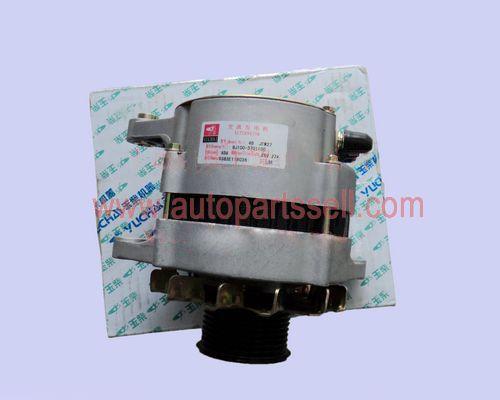Yuchai Ycj4b115-33 generator Bj100-3701100
