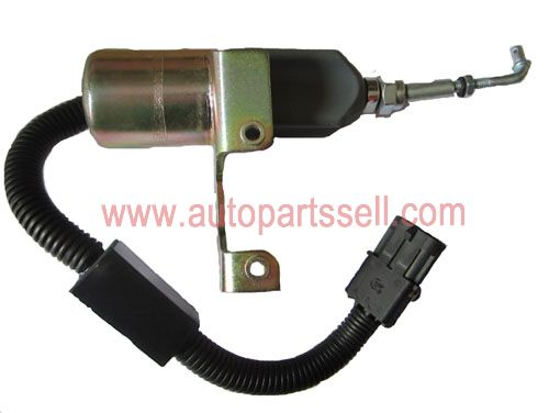 Cummins 6BT Fuel Stop Solenoid C4942879