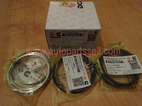 Cummins 6BT Piston Ring set 3938177