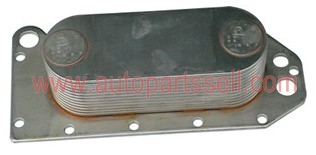 Cummins 6CT Oil Cooler core 3918175