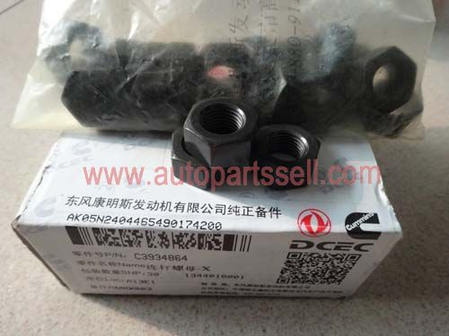 Cummins 6CTA Connecting Rod nut C3934864