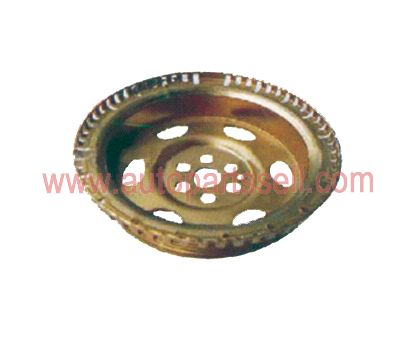 Cummins ISBe Crankshaft pulley 4896735