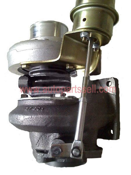 Cummins ISLe Turbocharger HX40W 2835422 2835418