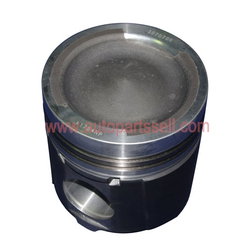 Cummins KTA19 Piston 3070706