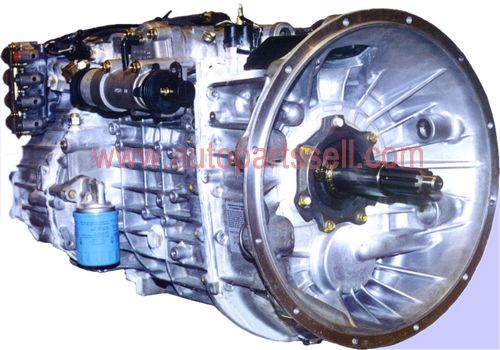 Fast gearbox transmissions assembly DC12J150T