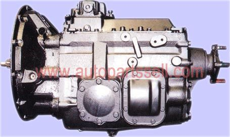Datong transmission gearbox DC6J85TZ