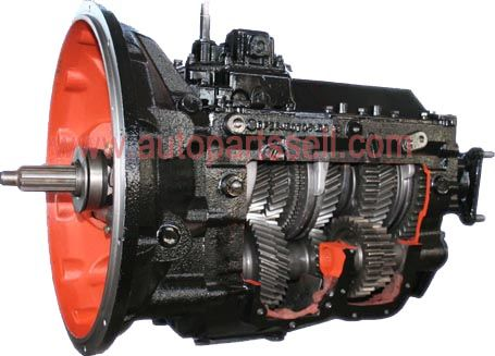 Heavy-duty transmission assembly DC6J90T