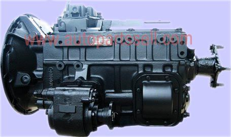 Heavy-Duty transmission assembly DC7J100T