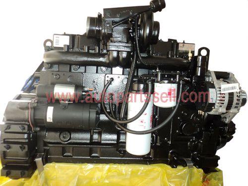 CUMMINS 6CTA8.3-C215 Diesel Engine 1