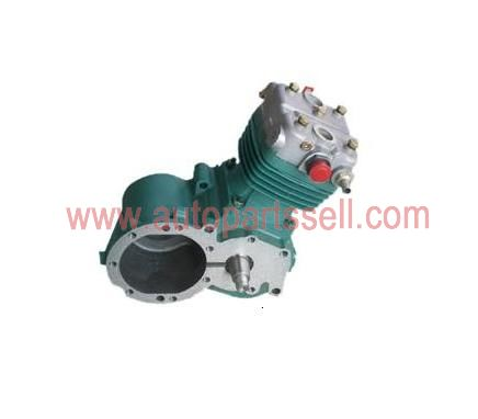 Howo WD615 Air compressor assembly VG1560130070